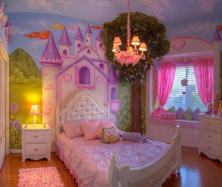 Quarto de crian as fotos ideias de decora o inspira o for Quadros dormitorio