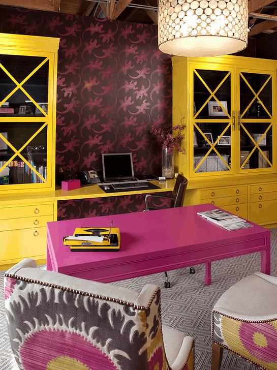 home-office-feminino-rosa-e-amarelo