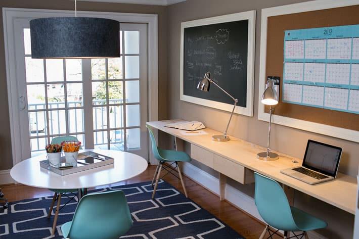 home office moderno para 2