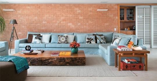 03 Sofa azul claro grande na decoracao