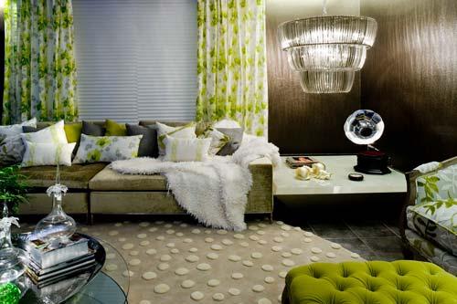 07 sofa verde musgo decoracao rustica