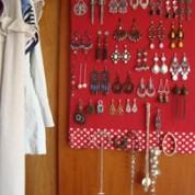 Como organizar bijuterias e jóias