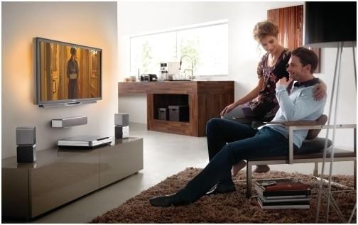 Tamanho ideal de tv para cada ambiente