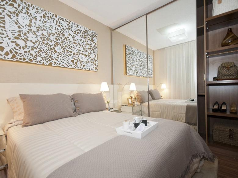 apartamento pequeno suite