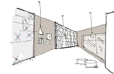 8 Dicas para começar a desenhar ambientes a mão livre