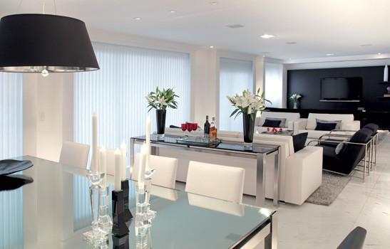 sala-estar-jantar-preto-branco