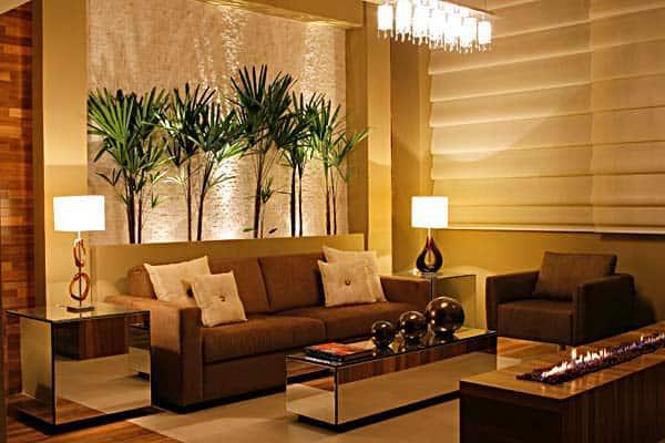 03 iluminacao da sala de estar e jantar abajur