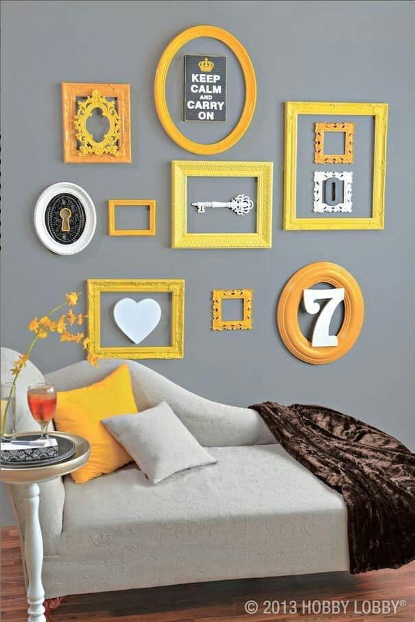 Buttercup, o Amarelo usado na decoração – Pantone 2016