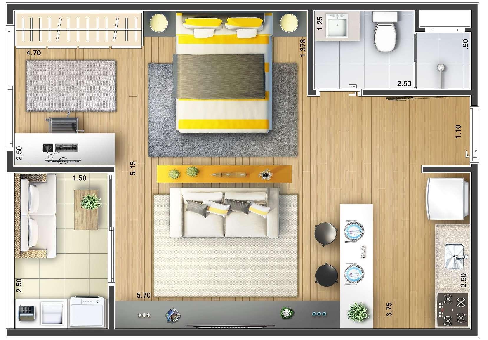 abrir a mente e ter ideias para novas plantas de casas humanizadas #C0A30B 1657 1155