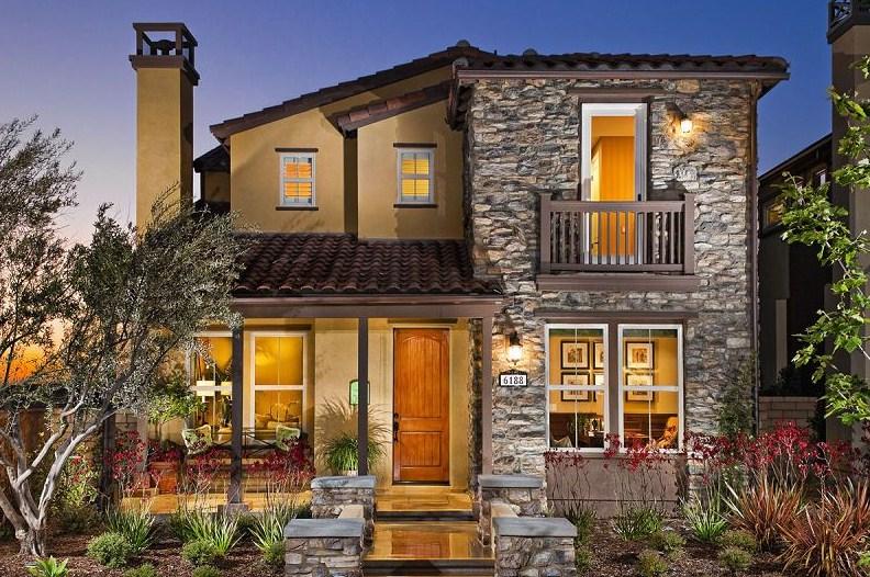 22 ideias para fachadas de casas r sticas com tijolos for Fachadas de terrazas rusticas