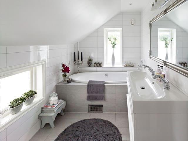 Ideias Banheiro Com Banheira : Banheiros com banheiras ideias fotos projetos