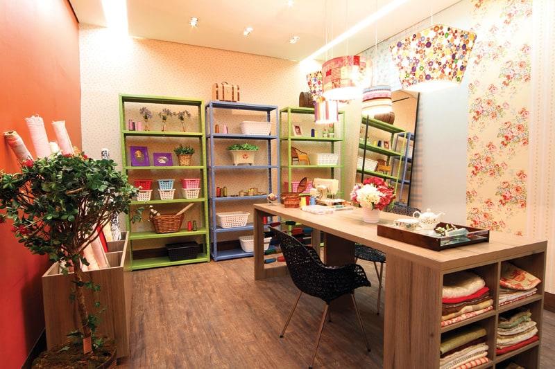 Aparador Moderno Comedor ~ Decoraç u00e3o de atelier 12 dicas para organizar e decorar