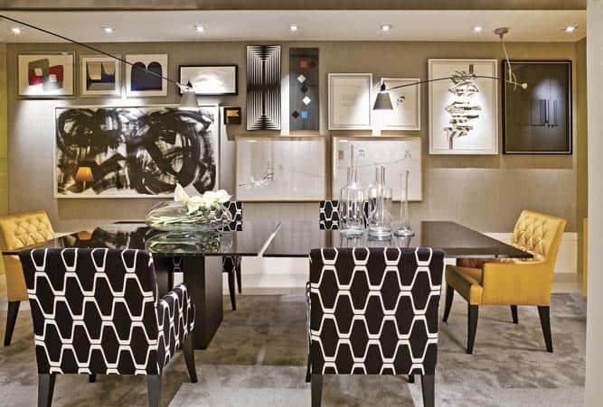 sala de jantar moderna (7)