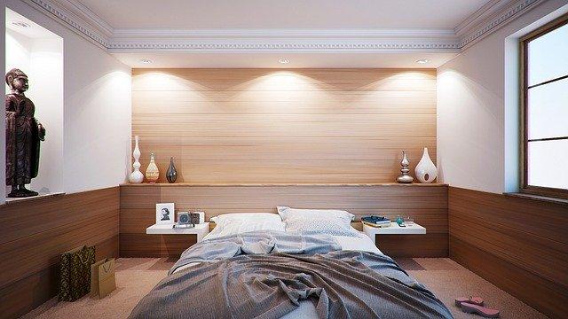 aumentar largura do quarto com a cabeceira