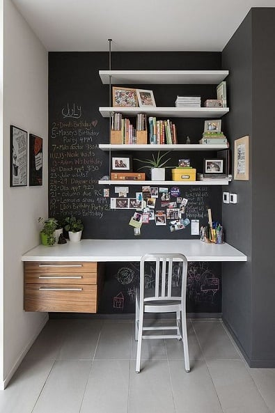 home-office-moderno-com-decoracao-de-lousa