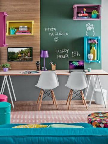 home-office-para-duas-pessoas-moderno