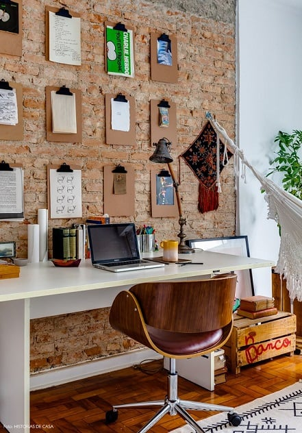 home-office-rustico-e-moderno