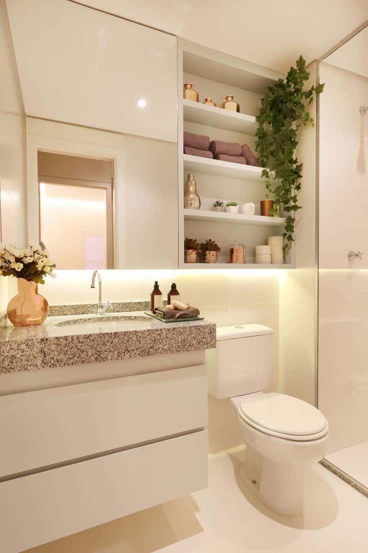 movel funcional e pratico para banheiro