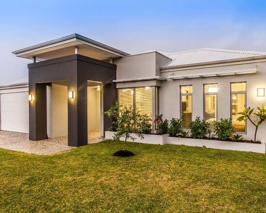 casa contemporanea terreo