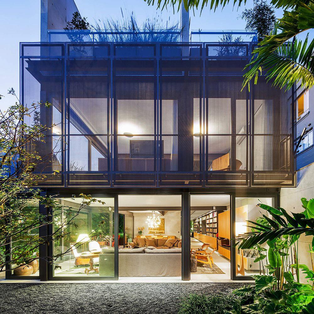 casa diferente moderna