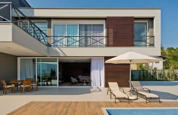 ideias de casas contemporaneas