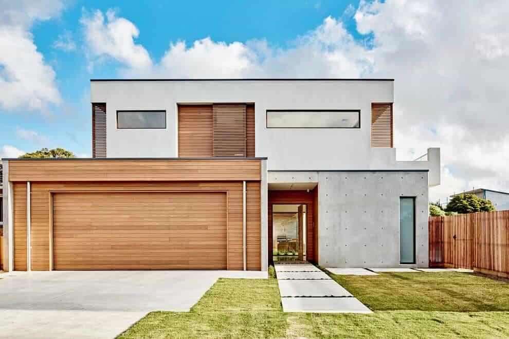casa moderna e diferente