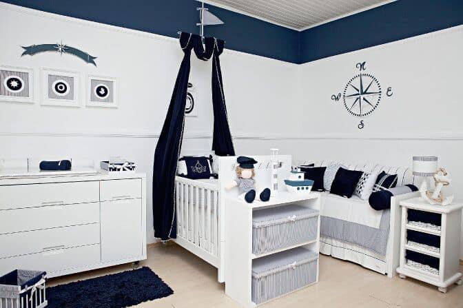 dormitorio bebe marinheiro