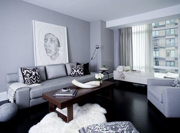 05 sala com piso preto amadeirado