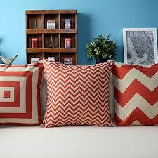 almofada chevron decoracao moderna