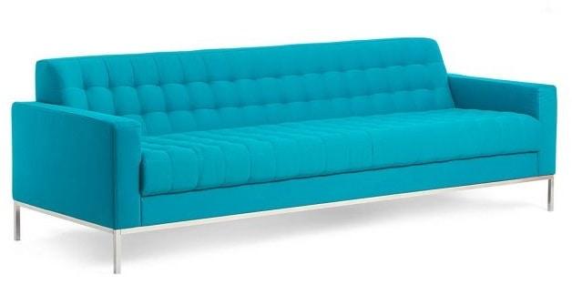 sofa iberapuera oppa azul claro preco e modelos