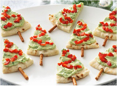 mini-pizzas-decoracao-de-natal