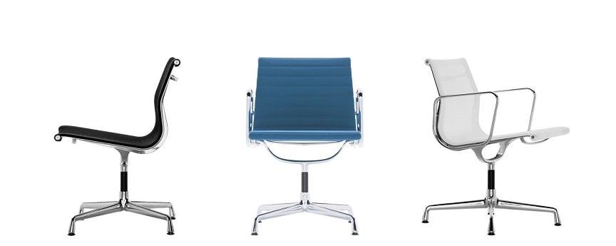 cadeira eames para escritorio