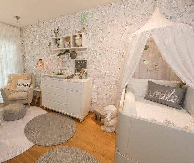 decoracao do quarto de bebe dos famosos