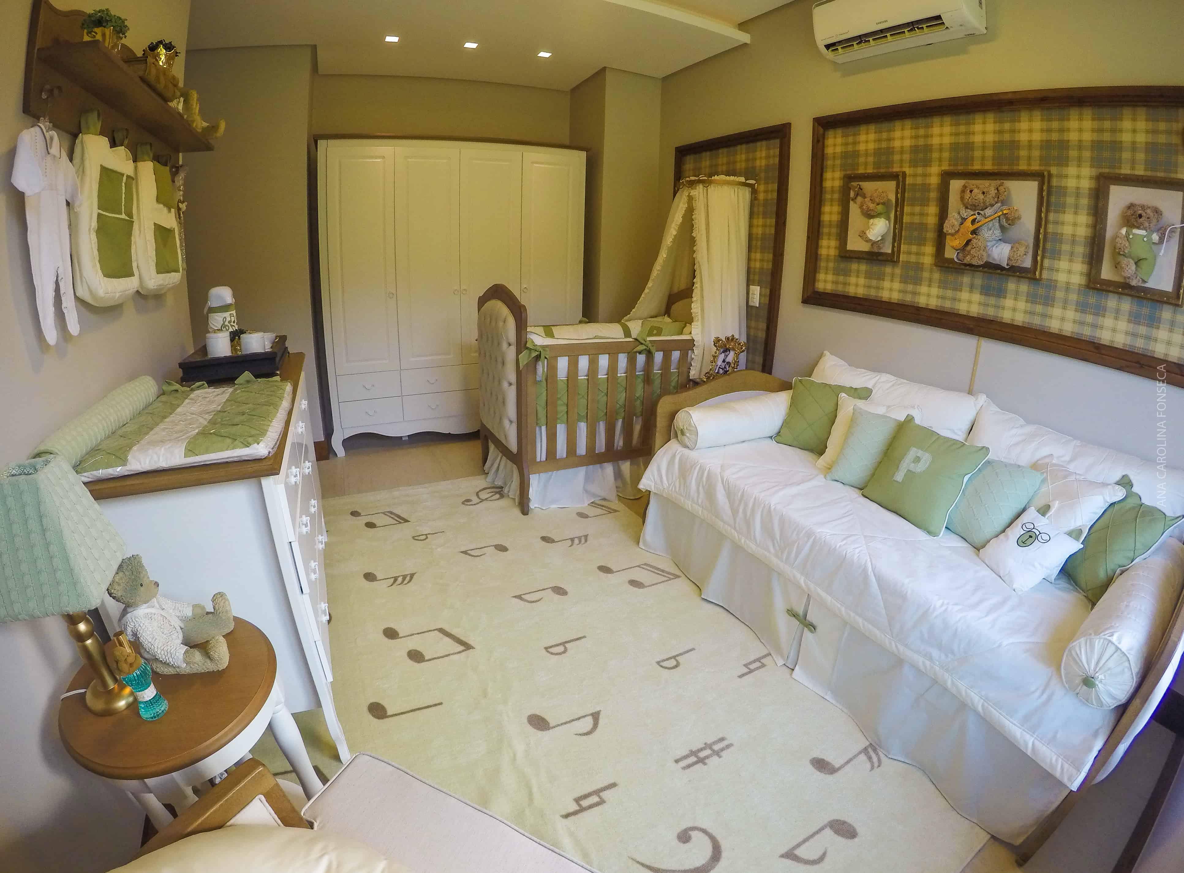 decoracao quarto de bebe dos famosos