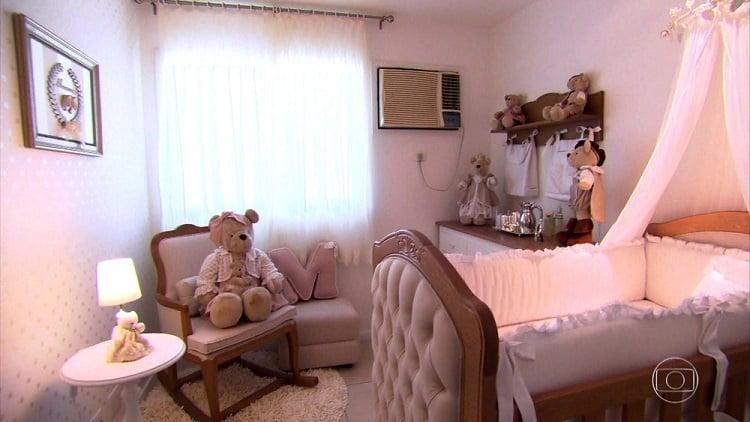 decoracao do quarto da filha do bruno gissoni e yanna lavigne