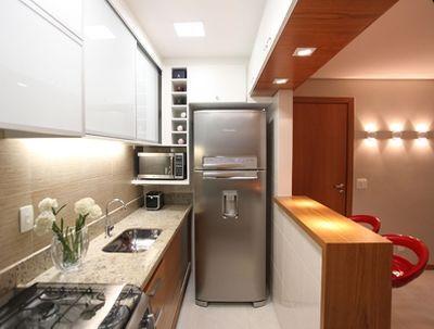 cozinha compacta sob medida