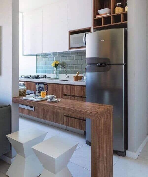 cozinha simples pequena