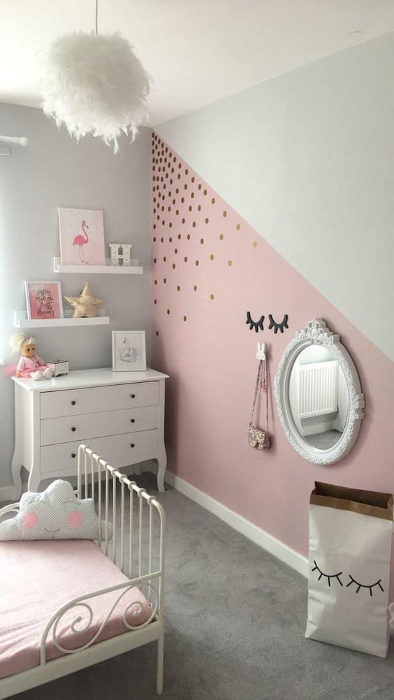 ideias para decorar parede unicornio