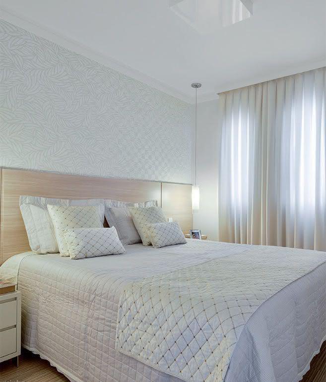 Decoração simples e bonita no quarto