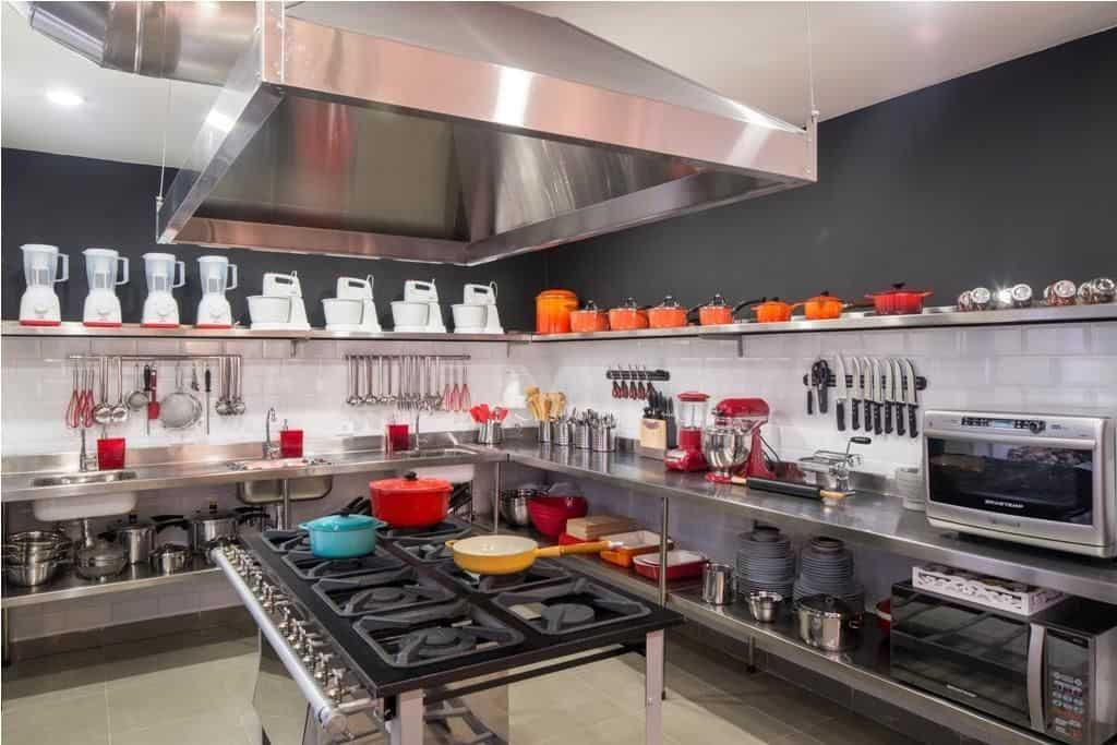 coifa profissional para cozinha industrial