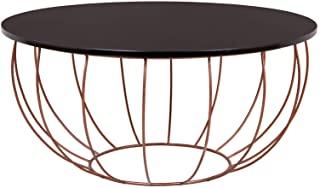 mesa de centro moderna e redonda para comprar online