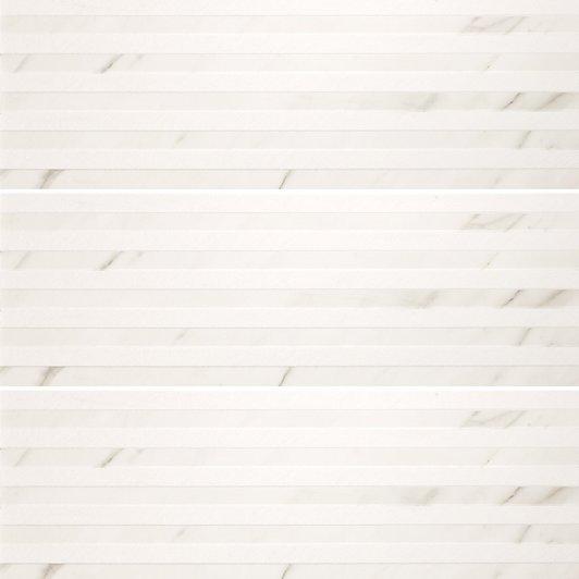 revestimento branco da portobello para usar na parede com marmore
