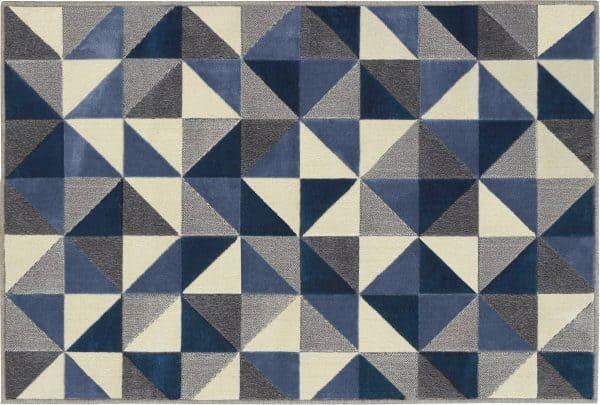 dicas para comprar tapete geometrico e colorido online